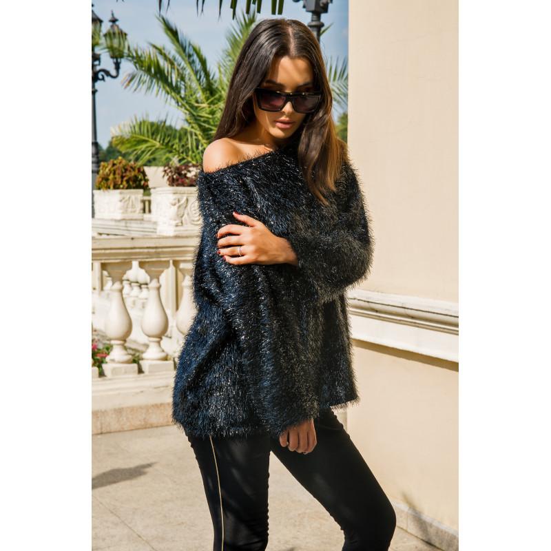 MONTEZA- sweter oversize
