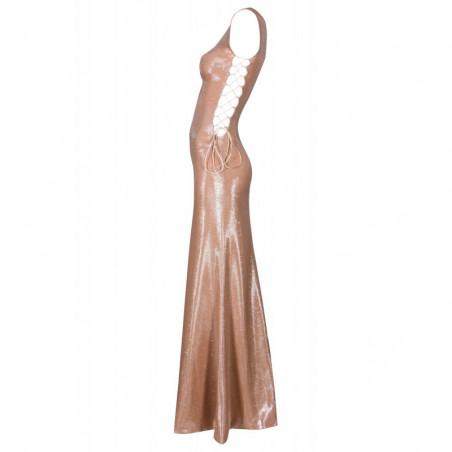 LARA- brzoskwiniowe bikini