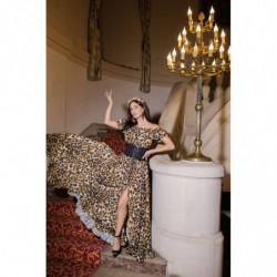 Joy-oversizowa sukienka mini