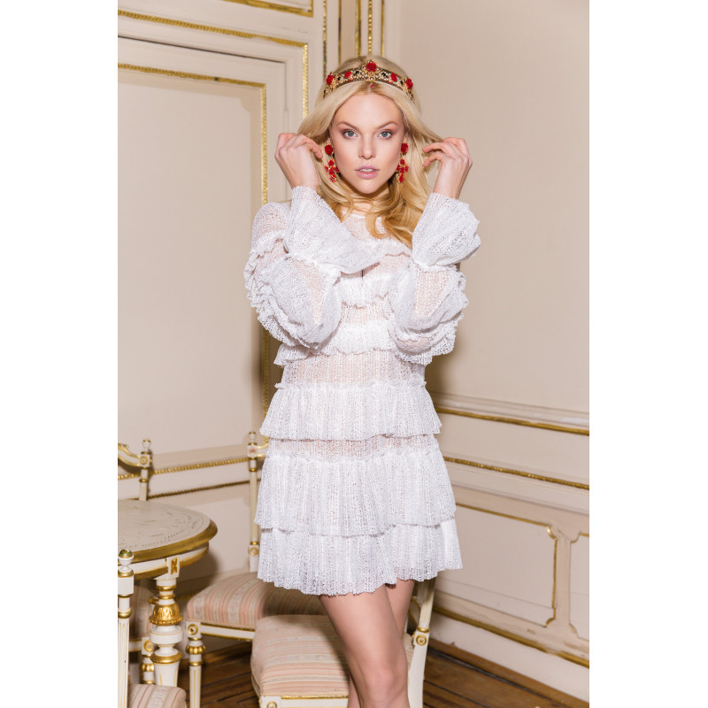 JESSICA-sukienka mini z...