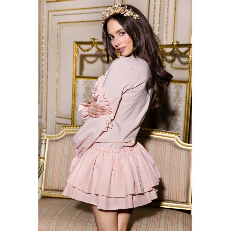 MARESOL- sukienka mini w...