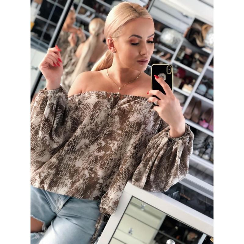 VENTO - chiffon blouse