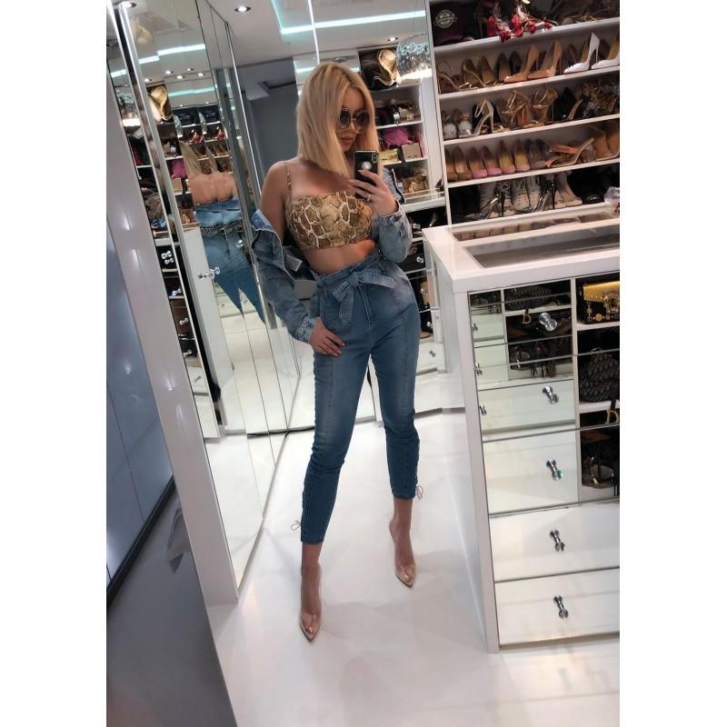 DENVER - spodnie jeansowe