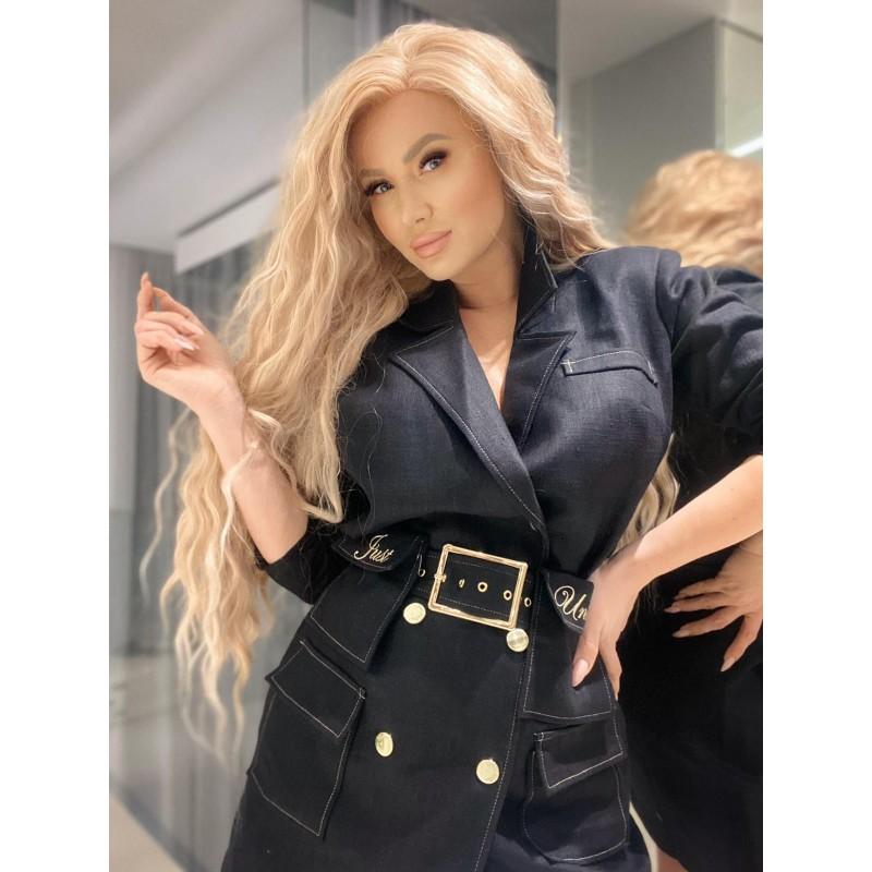 STAXY - elegant blazer dress