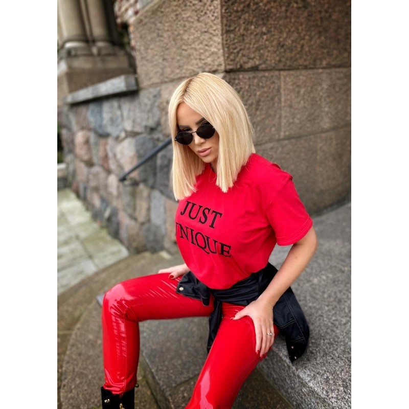 RED DEVI T-SHIRT - blouse...
