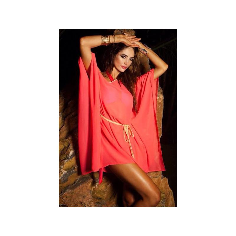RASPBERRY-malinowa sukienka...