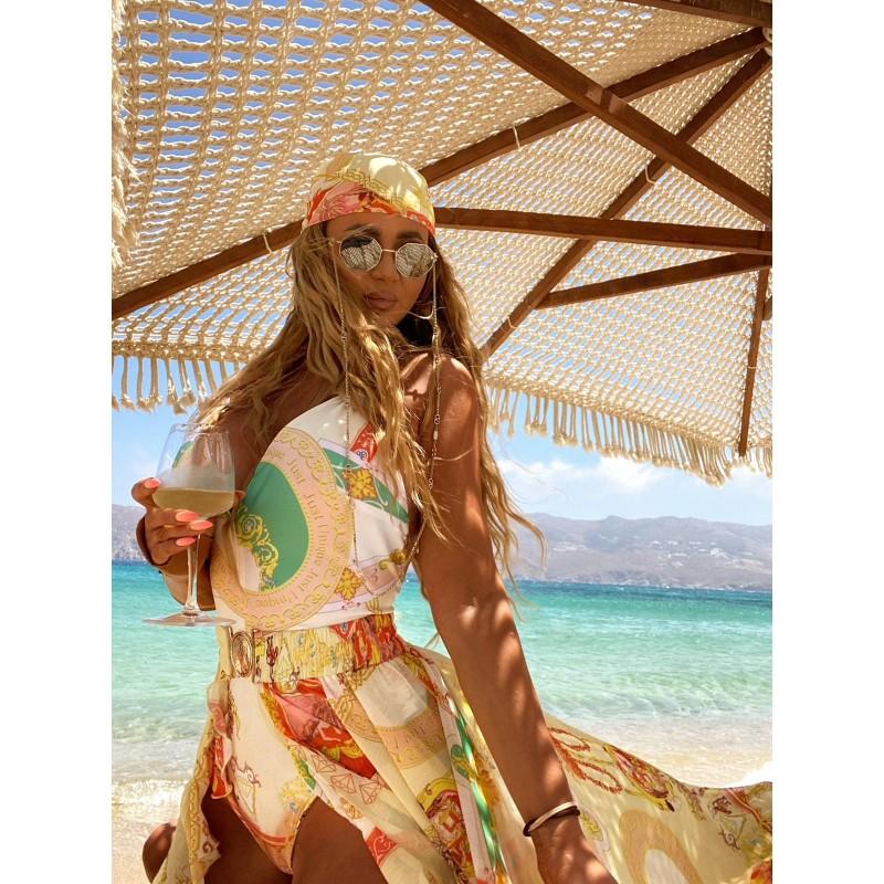 TROPIC - bikini z lycry w...