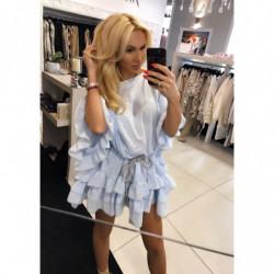 BASILE-dopasowana sukienka mini
