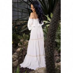 HYPNOS-cekinowa sukienka mini