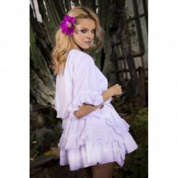 TEMIDA-gorsetowa sukienka mini